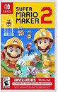 Фото Super Mario Maker 2 (Nintendo Switch), картридж