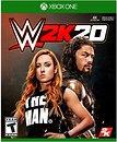 Фото WWE 2K20 (Xbox One), Blu-ray диск