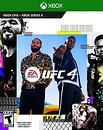 Фото UFC 4 (Xbox Series, Xbox One), Blu-ray диск