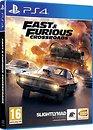 Фото Fast and Furious: Crossroads (PS4), Blu-ray диск