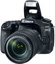 Фото Canon EOS 80D Kit 18-135