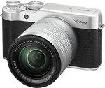 Фото Fujifilm X-A10 Kit 16-50