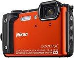 Фото Nikon Coolpix W300