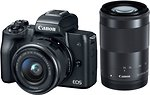 Фото Canon EOS M50 Double Kit 15-45 55-200