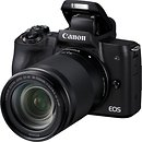 Фото Canon EOS M50 Kit 18-150