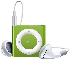 Фото Apple iPod shuffle 4 2Gb