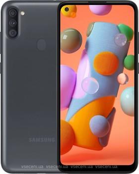 Фото Samsung Galaxy A11 2/32Gb Black (SM-A115F)