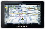 GPS навигаторы Atlas