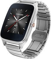 Фото ASUS ZenWatch 2 Silver Metal (WI501Q)