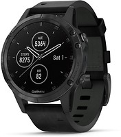 Фото Garmin Fenix 5 Plus Black Sapphire with Black Band