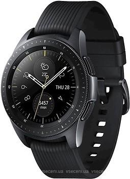 Фото Samsung Galaxy Watch 42mm Black (SM-R810NZKASEK)