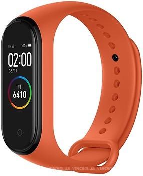 Фото Xiaomi Mi Smart Band 4 Orange