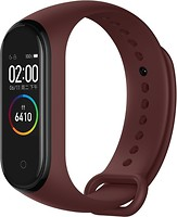 Фото Xiaomi Mi Smart Band 4 Wine Red