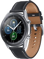 Фото Samsung Galaxy Watch 3 45mm Silver (SM-R840NZSASEK)