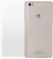 Фото GlobalCase Huawei P8 Lite 2017 Extra Slim TPU светлый (1283126475344)