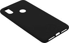 Фото BeCover Matte Slim TPU Xiaomi Redmi Note 6 Pro Black (703016)