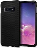 Фото Spigen Case Liquid Air for Samsung Galaxy S10e SM-G970F Matte Black (SGP609CS25836)