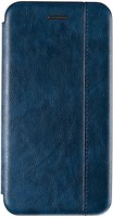 Фото Gelius Book Cover Leather for Xiaomi Redmi Note 7 Blue