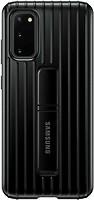 Фото Samsung Galaxy S20 SM-G980 Black (EF-RG980CBEGRU)