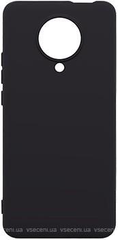 Фото Armor Standart Matte Slim Fit for Xiaomi Pocophone F2 Pro Black (ARM56659)