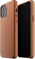 Фото Mujjo Full Leather чехол на Apple iPhone 12/12 Pro Tan (MUJJO-CL-007-TN)