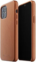 Фото Mujjo Full Leather чехол на Apple iPhone 12 Mini Tan (MUJJO-CL-013-TN)
