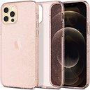 Фото Spigen Case Liquid Crystal Glitter for Apple iPhone 12/12 Pro Rose Quartz (ACS01699)