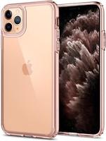Фото Spigen Case Ultra Hybrid for Apple iPhone 11 Pro Max Rose Crystal (ACS00412)