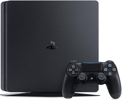 Фото Sony PlayStation 4 Slim 500GB