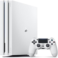 Фото Sony PlayStation 4 Pro 1Tb Limited Edition White