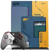 Фото Microsoft Xbox One X 1Tb Cyberpunk 2077 Limited Edition