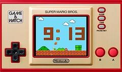 Фото Nintendo Game & Watch: Super Mario Bros