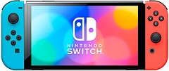 Фото Nintendo Switch OLED Model Neon Blue-Red
