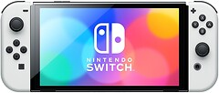 Фото Nintendo Switch OLED Model White