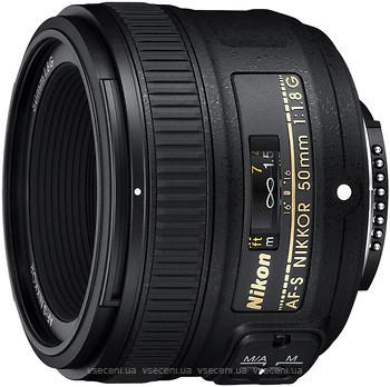 Фото Nikon 50mm f/1.8G AF-S Nikkor