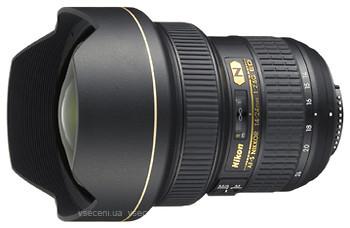Фото Nikon 14-24mm f/2.8G ED AF-S Nikkor