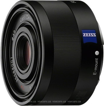 Фото Sony Carl Zeiss Sonnar T* 35mm f/2.8 ZA (SEL-35F28Z)