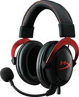 Фото Kingston HyperX Cloud II Red (KHX-HSCP-RD)