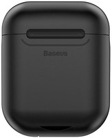 Фото Baseus AirPods Wireless Charger Black (WIAPPOD-01)