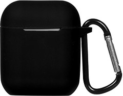 Фото Toto AirPods 2nd Generation Silicone Case Black