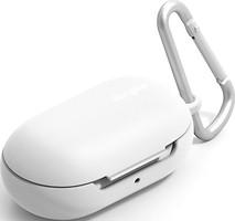 Фото Ringke TPU Shockproof With Belt for Samsung Galaxy Buds White (RCS4612)
