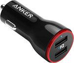 Фото Anker PowerDrive 2 24W 2USB (A2310G11)