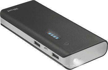 Фото Trust Primo 10000 mAh Black/Grey (21149)
