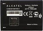 Аккумуляторы для мобильных телефонов Alcatel