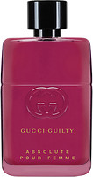 Фото Gucci Guilty Absolute pour femme 50 мл