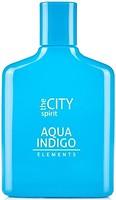 Фото The City Spirit Elements Aqua Indigo 100 мл