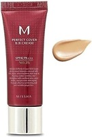 Фото Missha M Perfect Cover SPF42/PA+++ №25 Warm Beige (миниатюра)