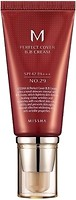 Фото Missha M Perfect Cover SPF42/PA+++ №29 Caramel Beige