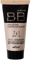 Фото Bielita BB Cream 7в1 01 Натуральный