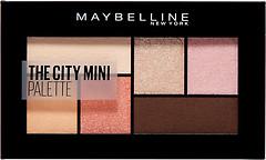 Фото Maybelline The City Mini Eyeshadow Palette Makeup 430
